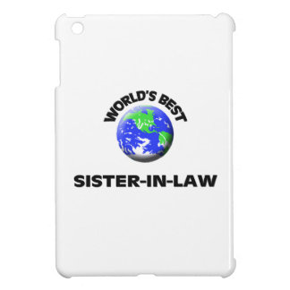 World s Best Sister-In-Law iPad Mini Cases