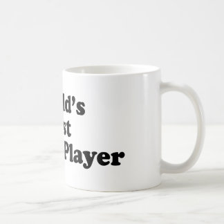 World s Best Soccer Player Coffee Mug