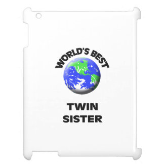 World s Best Twin Sister Cover For The iPad