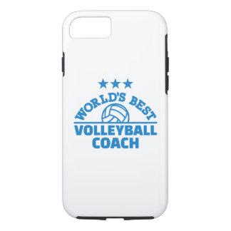 World's best volleyball coach iPhone 8/7 case