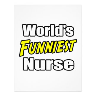 World s Funniest Nurse Flyers