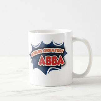 World s Greatest Abba Coffee Mug