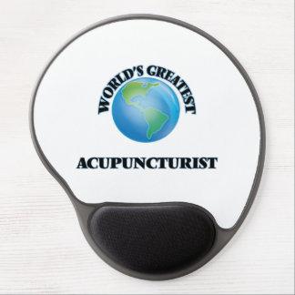 World s Greatest Acupuncturist Gel Mousepads