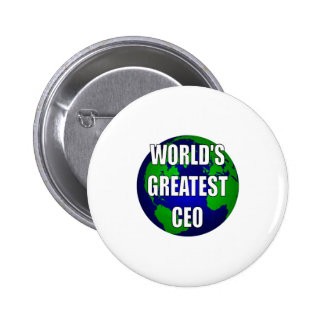 World s Greatest CEO Pins