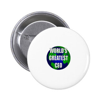 World s Greatest CEO Buttons