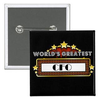 World s Greatest CFO Pins