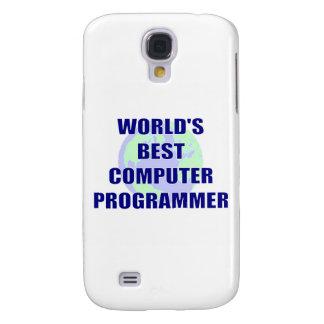 World s Greatest Computer Programmer Galaxy S4 Case