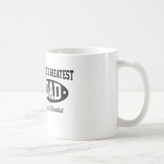 World s Greatest Dad Semi-Finalist Coffee Mug