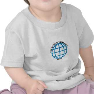 World s Greatest dad T Shirt