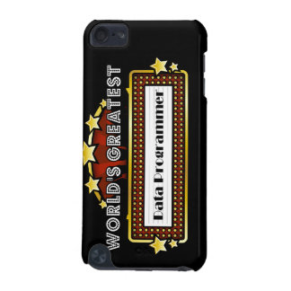 World s Greatest Data Programmer iPod Touch (5th Generation) Cover