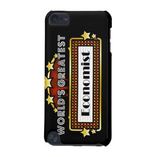 World s Greatest Economist iPod Touch (5th Generation) Cases