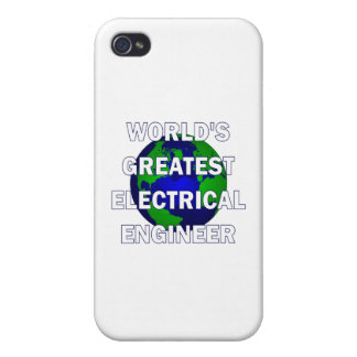 World s Greatest Electrical Engineer Covers For iPhone 4