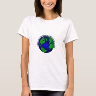 World;s Greatest Endocrinologist T-Shirt