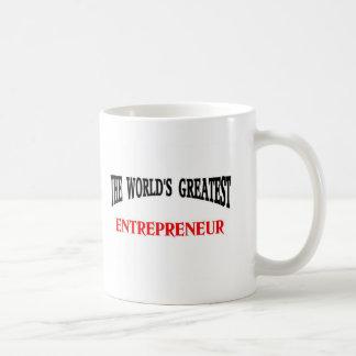 World s Greatest Entreprenrur Mugs
