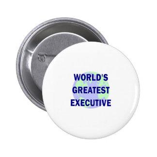 World s Greatest Executive Pins