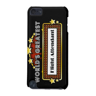 World s Greatest Flight Attendant iPod Touch 5G Cases