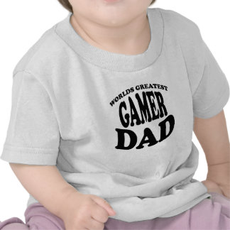 WORLD S GREATEST GAMER DAD SHIRT png