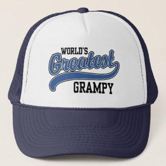 World's Greatest Grampy Trucker Hat