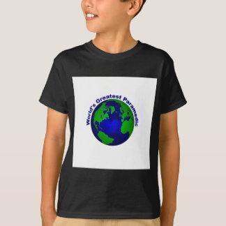 World;s Greatest Paramedic T-Shirt