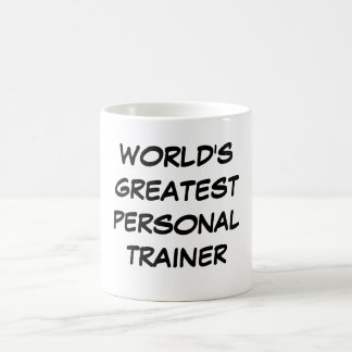 World s Greatest Personal Trainer Mug