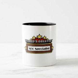 World s Greatest SEO Specialist Coffee Mug