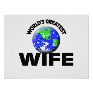 World s Greatest Wife Poster