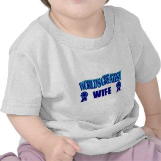 World s Greatest Wife Tshirts