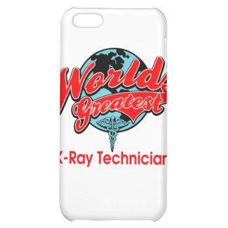 World s Greatest X-Ray Technician iPhone 5C Cases