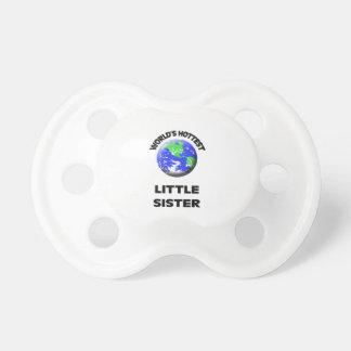 World s Hottest Little Sister Pacifier