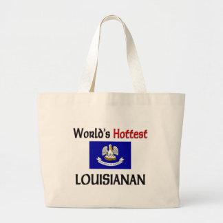 World s Hottest Louisianan Canvas Bags