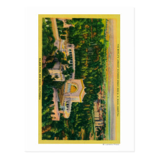 World s Largest Outdoor Organ Post Cards