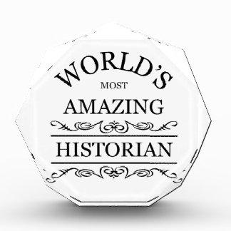 World`s most amazing Historian Awards