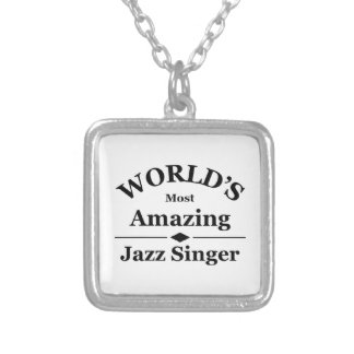 World s most amazing Jazz Singer Jewelry