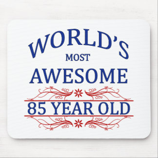 World s Most Awesome 85 Year Old Mouse Pad