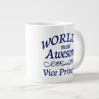 World s Most Awesome Vice Principal Extra Large Mugs