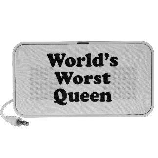 world s Worst Queen Portable Speaker