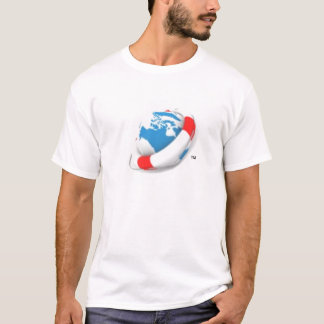 World Saver logo lets you make a statement of good T-Shirt