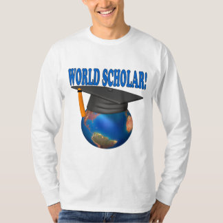 World Scholar 4 T-Shirt