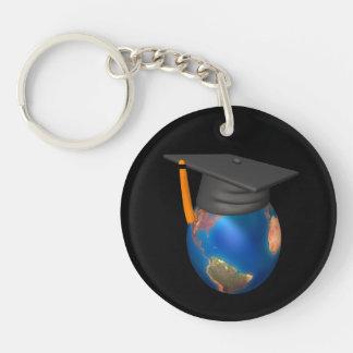 World Scholar Keychain