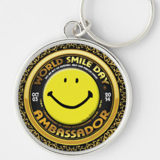 World Smile Day® 2014 Ambassador Key Chain
