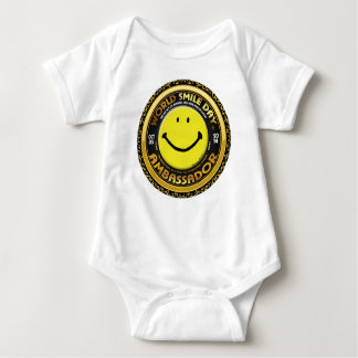 World Smile Day® 2014 Baby Ambassador Creeper