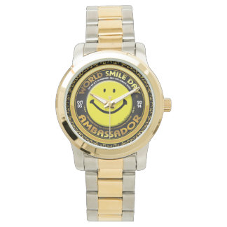 WOrld SMile Day® 2014 Watch