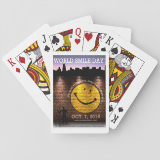 World Smile Day® 2016 Playing Cards