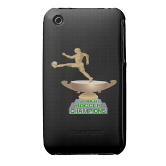 World Soccer Champions iPhone 3 Cases