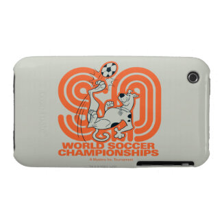 World Soccer Championships Case-Mate iPhone 3 Case