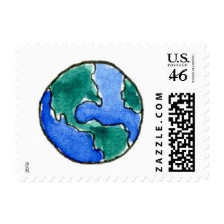 World Stamp