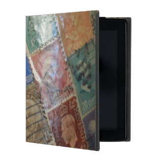 World Stamps iPad Air Case w/ No Kickstand