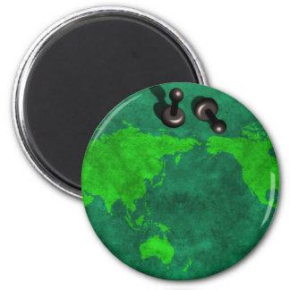 World Stratagem Magnet