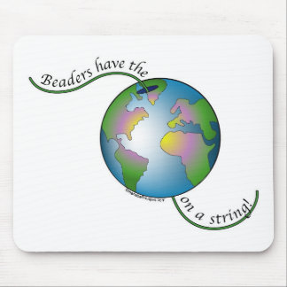 World String Mouse Pad