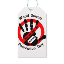 World-suicide-prevention-day Gift Tags